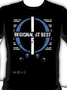 twenty one pilots - regional at best in blue T-Shirt