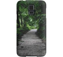 Greenery Forest Trail Vibe Samsung Galaxy Case/Skin