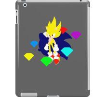 Super Smash Bros Super Sonic iPad Case/Skin