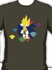 Super Smash Bros Super Sonic T-Shirt