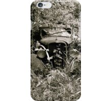 Abandoned Classic Truck iPhone Case/Skin