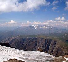 Mont Blanc by alixlune