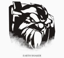 Dota 2 Earth Shaker Custom Design by epocht