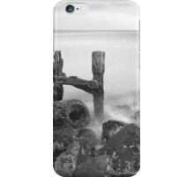 Skeleton - Point Nepean iPhone Case/Skin