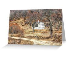 Hillside Acres Greeting Card