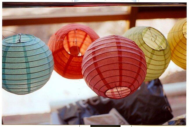 lanterns by Laura Owsianka