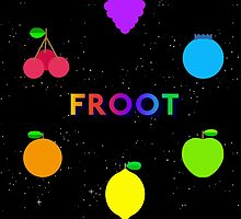 Froot 3.0 by archangelglass