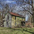 The Old River House by wiscbackroadz
