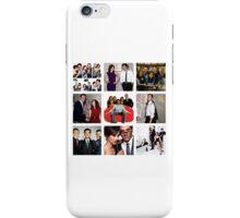 HIMYM Cast + Photoshoots iPhone Case/Skin