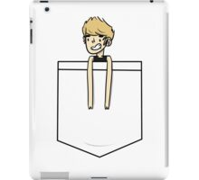 l pocket boy iPad Case/Skin