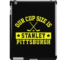 Pittsburgh Cup Size iPad Case/Skin