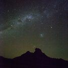 MtBuffalo Milky Way by Mark Jones