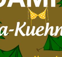 Camp Bea-Kuehne Sticker