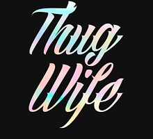 Thug Wife Life Womens Fitted T-Shirt