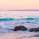Hyams Beach  Jervis Bay by JennyMac