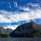 Doubtful Sound 1 by Charles Kosina