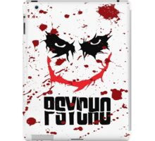 Laughing Psycho iPad Case/Skin