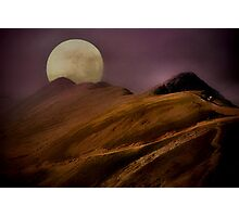 Sultry Snowdon Photographic Print