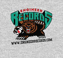 Engineer Records Grizzlies Design Long Sleeve T-Shirt