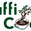 Caffi Coed logo by Gavin Shields