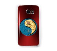 Scorpio & Rat Yang Fire Samsung Galaxy Case/Skin
