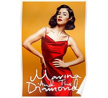 Marina And The Diamonds Poster