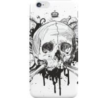 King of Bones iPhone Case/Skin