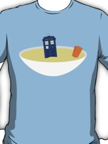 Fishfingers and Custard T-Shirt