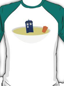 Fishfingers and Custard T-Shirt
