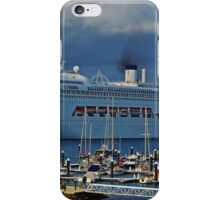The Cruise Ship iPhone Case/Skin