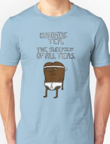 chamomile tea: regular show. Unisex T-Shirt