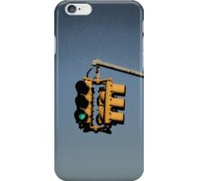 Traffic Lights New York City iPhone Case/Skin