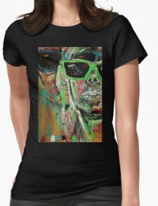 Stunna Shades Womens Fitted T-Shirt