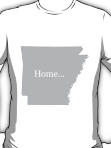 Arkansas Home Tee T-Shirt
