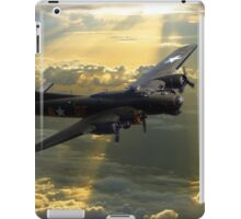 Sunset Sally iPad Case/Skin