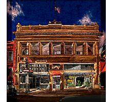 Franklin Building Photographic Print