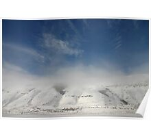 Wyoming Butte Poster