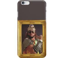 MACHO KING iPhone Case/Skin