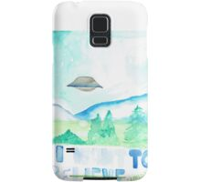I WANT TO BE YOURS Samsung Galaxy Case/Skin