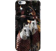 Archer on Horseback iPhone Case/Skin
