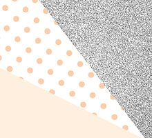 Modern pattern iphone by dairinne