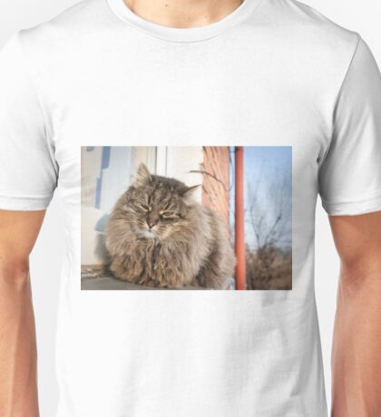 cat pet Unisex T-Shirt