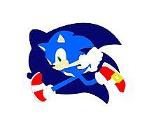 Super Smash Bros Sonic Photographic Print