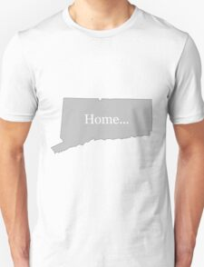Connecticut Home Tee T-Shirt