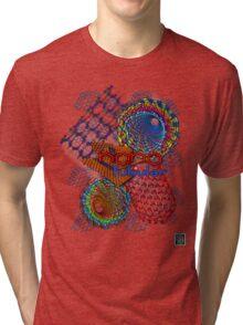 """""""Nano Tubular""""© Tri-blend T-Shirt"""