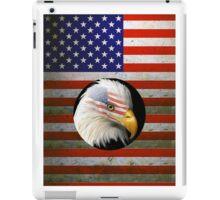 I'M A REAL AMERICAN  iPad Case/Skin