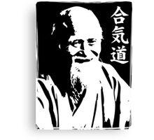 Aikido Canvas Print