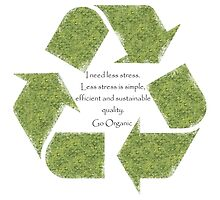 Go Organic and Sustain Yourself by Lori Lyons