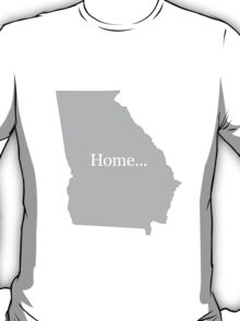 Georgia Home Tee T-Shirt