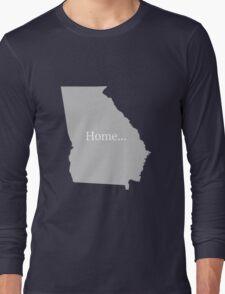 Georgia Home Tee Long Sleeve T-Shirt